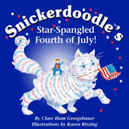 Snickerdoodle's Atar Spangled Fourth of July