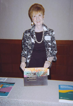 Clare at Washington Book Publishers Awards